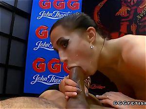 Czech bi-atch nicole enjoy gets tearing up with bukkakes in orgies