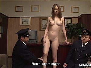 nude japanese prisoner tortured