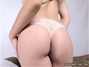 Melissa Moore takes bbc point of view style
