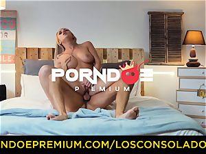 LOS CONSOLADORES - stellar blondes raunchy foursome