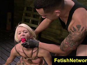 FetishNetwork Layla Price bondage climax