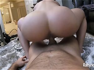 Rahyndee James steamy backside In Your Face HD