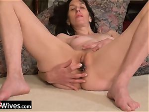 USAwives Solo Matures toy onanism Compilation