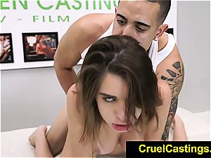 Joseline Kelly restricted while worshiping sausage