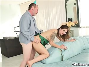 dad visit and older boy caught wanking very first time Let s soiree you crony s sons-in-law of