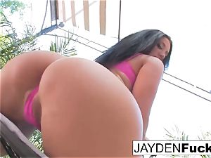 Jayden Jaymes super-hot solo