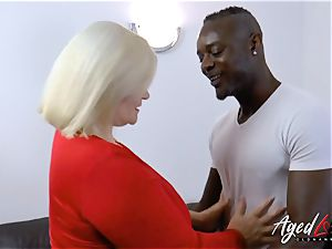 AgedLovE Lacey Starr bi-racial hardcore assfuck