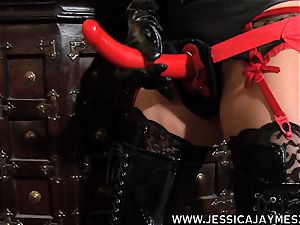breezy Jessica Jaymes and Taylor Wane the dominatrix