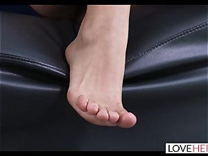 hot sole orgy With My Sisters cheating boyfriend