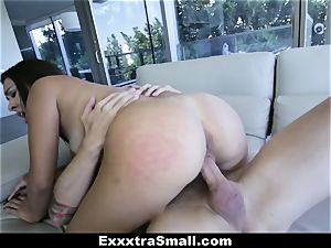 ExxxtraSmall puny Latina Sophia Torres Gets spread