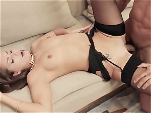 bi-otches ABROAD - handsome Russian tourist gets fucked deep