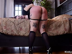 Alt girlfriend with bf ass fucking boning his step mother