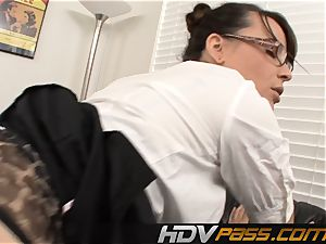 super-hot educator Dana Dearmond fucked By Coworker