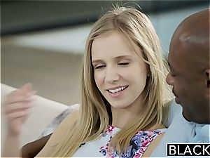 petite Rachel James first bbc