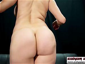 ConorCoxxx-Sheila Marie pov hand job tit job